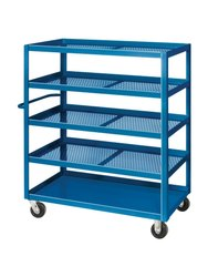 Expanded Metals Display Racks