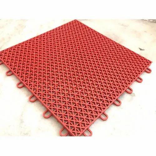 PP Interlocking Flooring Tile