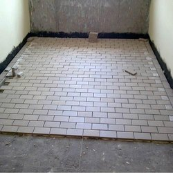 Acid Proof Tiles and Bricks for Chemicals, Thickness: 38mm, 75 mm