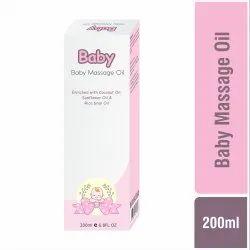 Baby Massage Oil 200ML