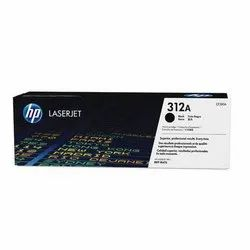 HP CF380A 312A Black Toner Cartridge