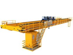 Cabin Operated Foundry Crane