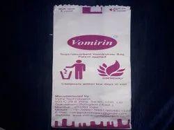 Disposable Vomit Bag