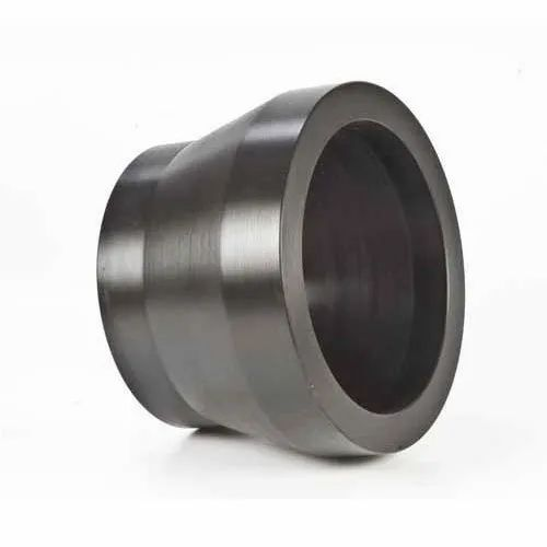 Anjney Black HDPE Pipe Reducer, for Structure Pipe, Size: 30 - 560 mm