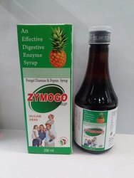 Zymogo Fungal Diastase & Pepsin Syrup, Packaging Type: Bottle