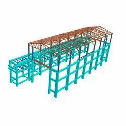 Offline Chemical Plant Structural Design