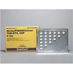 Methyl Predni Solone Tablets USP