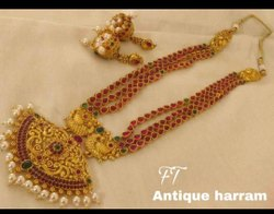 Karishma Kreations Kemp Jewellery Set Collection - 100775100