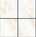 Glossy Jeny Beige, For Flooring, Thickness: 9 Mm