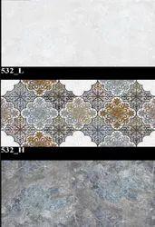 Glossy Series 532 (L, H) Hexa Ceramic Tiles