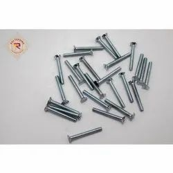Round Stainless Steel Machine Screw