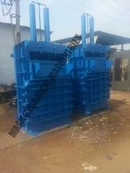 Synthetic Fiber Baling Machine
