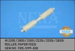 Ir 2200 / 2800 / 3300 / 2220i / 2250i / 2850i Roller, Paper Feed OEM NO : FB5-5199-000