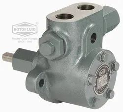 Burner Firing Gear Pump