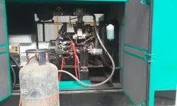 LPG Gas Genset
