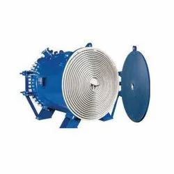 50 Hz Spiral Heat Exchangers, for Pharma, Chemical Industries