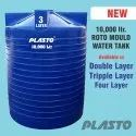 Plasto Water Storage Tank 10000 Liters