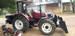 Mahindra Tractor Dozer Blade
