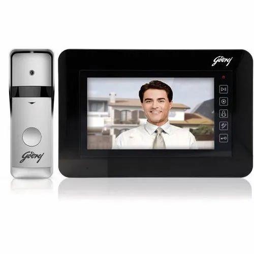 e025b52b948 Plastic Lcd Godrej Video Door Phone, Screen Size: 3 - 4 Inch, Rs ...