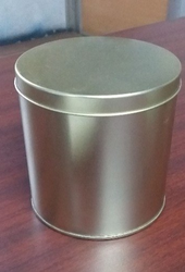 Candle Tin Container