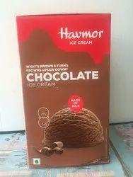 Chocolate Ice Cream 5 lts bulk pack
