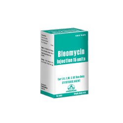 Bleomycin Injection 15 Units