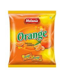 12 Months Oval Orange Candy, Packaging: Box, Packaging Size: 24 Pkt X 480 Gms
