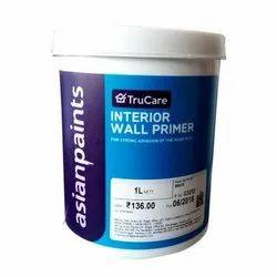 Asian Paints Matt Asian Paint Interior Wall Primer, Packaging Size: 1l