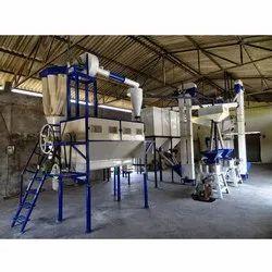Industrial Atta Chakki Machine plant