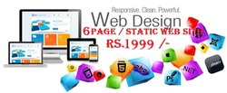 6 Page Website Design & Development / Mobile Responsive