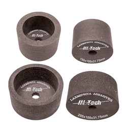Hi-Tech Straight Grinding Cup Wheel