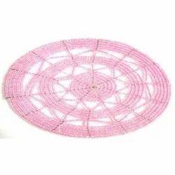Decorative Beaded Coaster