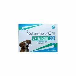 Vetalexin 300mg Tabs