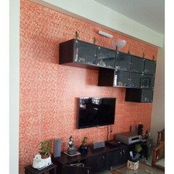 Royal Play Textured Interior Wall Painting Service, Location/City: Hyderabad & Telangana
