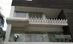 Spigot Glass Handrail