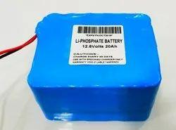 12.8V 12 Ah Lithium Ion Phosphate Battery