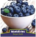 Frozen Blueberries 200gm