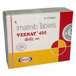 Imatinib mesylate (400mg) Veenat Tablet