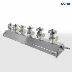Ezy Filt Vacuum Filtration Manifold Unit