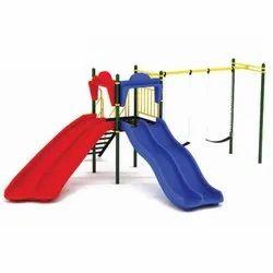 OKP-EMS-19 Ok Play Sliding And Swinging