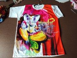 Polister Fastive T-shirts Ganpati T-shirt