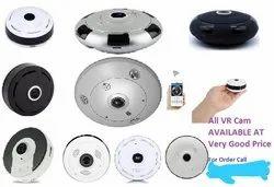 Night Vision 360 Degree Vr Camera, CMOS