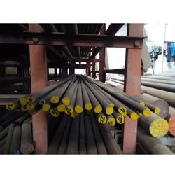 EN8 Carbon Steel Round Bar, for Automobile Industry, Thickness: 5-10 Mm