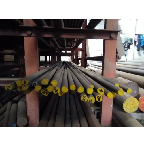 EN8 Carbon Steel Round Bar