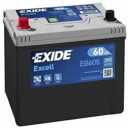 Exide Forklift Battery, Model: EB605