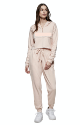 Female Pink Track Pants For Women