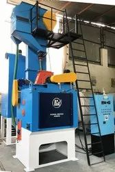 Airless Tumblast Type Shot Blasting Machine