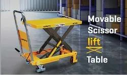 Mobile Scissor Table