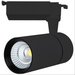 LED Track Light Black Body