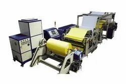 High Speed Hot Melt Adhesive Coating Machine